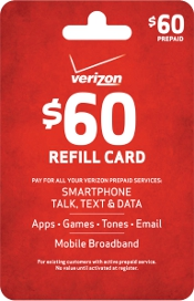 Free Verizon Reload Codes